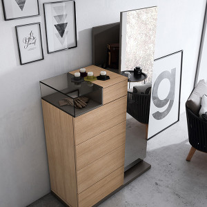 muebles Mesegue dormitorio grafika 04 Ahicor descanso Salamanca