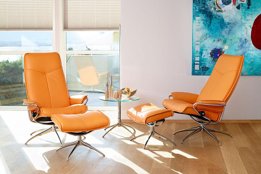 stressless city ahicor descanso. Black Bedroom Furniture Sets. Home Design Ideas