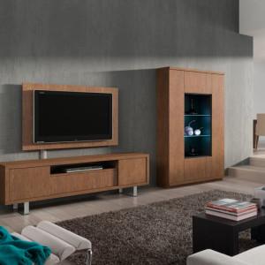 mueble salón moderno ONA baixmoduls Salamanca Ahicor Descanso