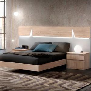 Dormitorio Baixmoduls Ambiente 007 - Ahicor Descanso dormitorio baixmoduls Salamanca
