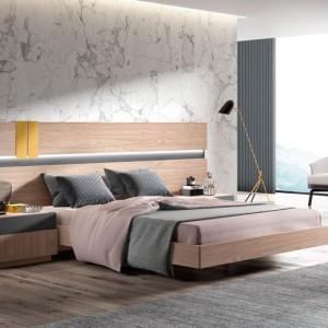 Dormitorio Baixmoduls Ambiente 009 - Ahicor Descanso dormitorio baixmoduls Salamanca