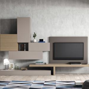 Mueble salón Salamanca Mesegue Netro 05