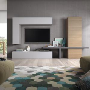 Mueble salón Salamanca Mesegue Netro 07