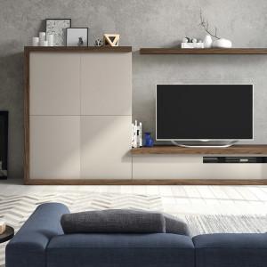 Mueble salón Salamanca Mesegue Netro 08
