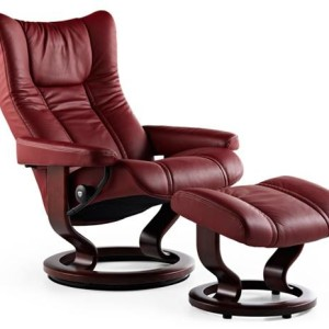 Sillon Stressless Wing Classic Ahicor Descanso Salamanca
