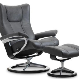 Sillon Stressless Wing Signature Ahicor Descanso Salamanca